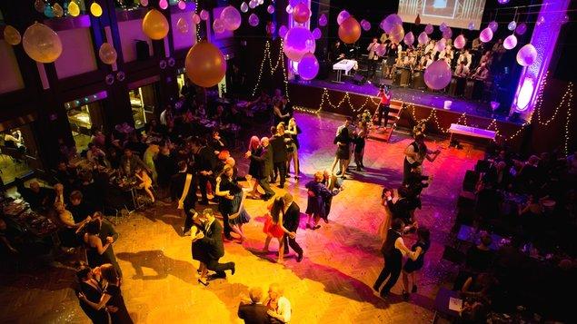 Maturitní ples Gymnázia Týn nad Vltavou 2012-2020