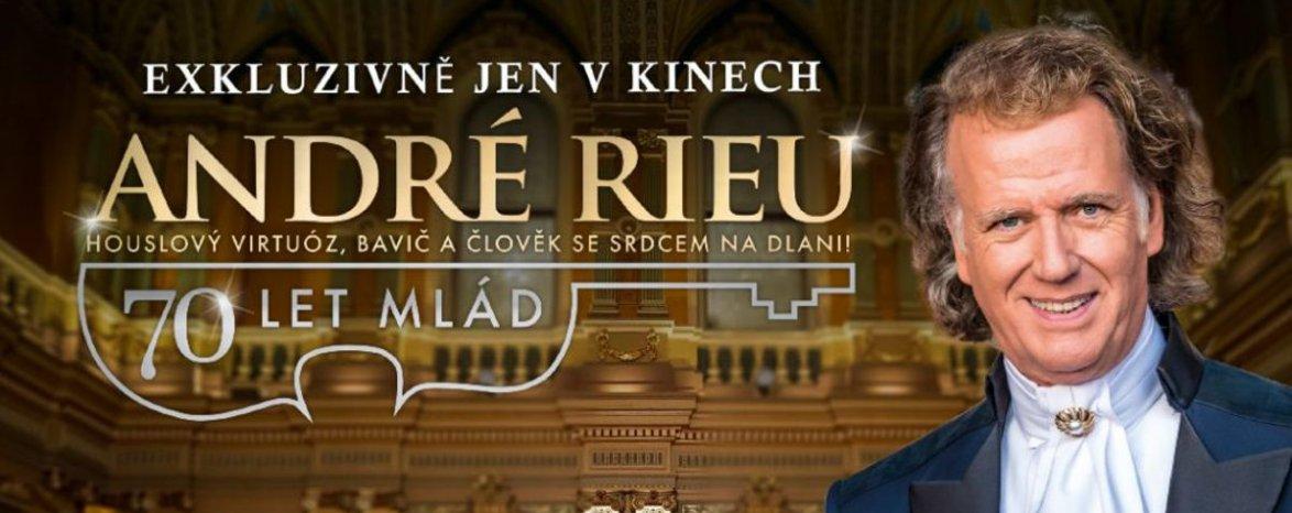 André Rieu: 70 let mlád - náhradní představení 1