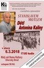 Stanislav Motl - Děti Antonína Kaliny