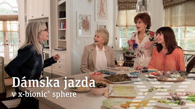 DÁMSKA JAZDA - Dámsky klub  (české titulky)