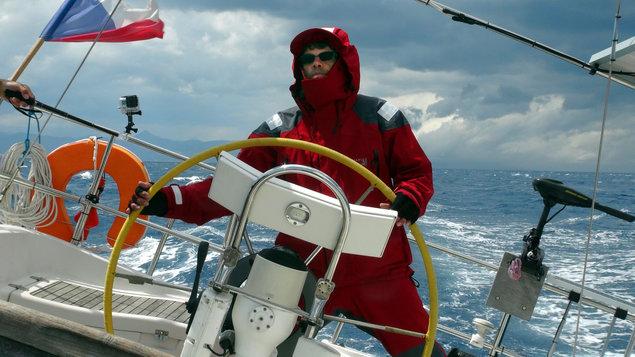 Expediční jachting