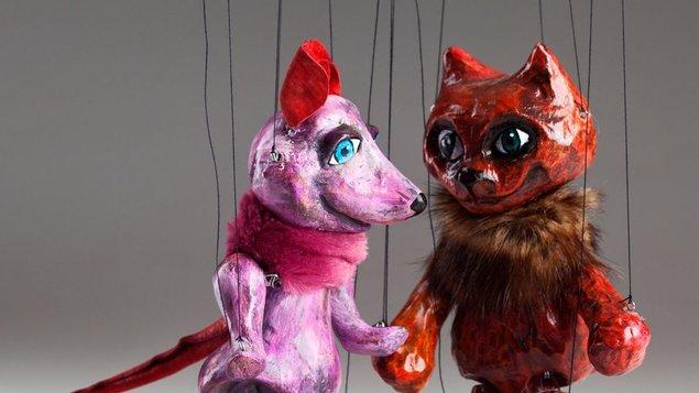 KinoKamarádi: Pohádky pro kočku