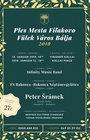 Ples Mesta Fiľakovo 2019