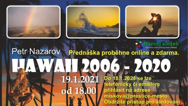 Petr Nazarov - Hawaii 2006-2020