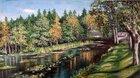 Výstava obrazů Jany Březinové