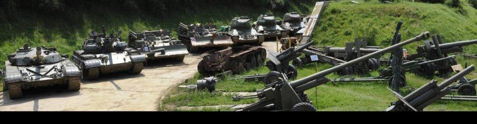 Vojenská muzea a vzpomínky na válku