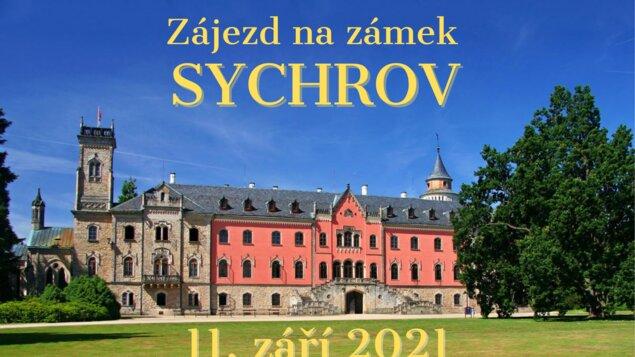 Zájezd na zámek Sychrov
