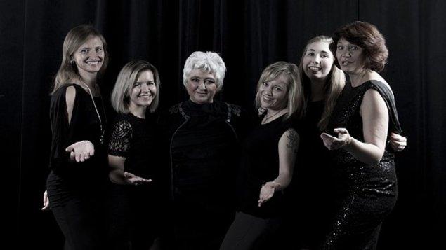 Marika Singers ~ Adventní koncert pro Domácí hospic Athelas