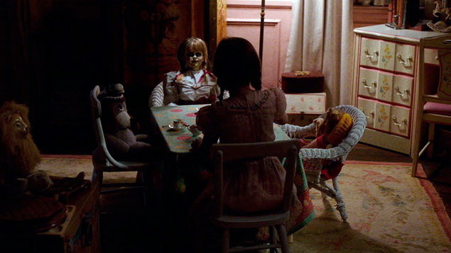 Annabelle 2: Stvorenie zla- Annabelle 2. - A teremtés