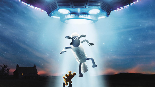 on-line: Ovečka Shaun ve filmu: Farmageddon