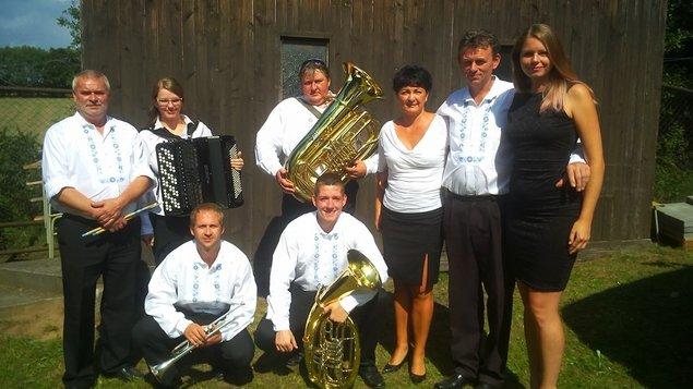 Promenádní koncert - Nová Lesanka