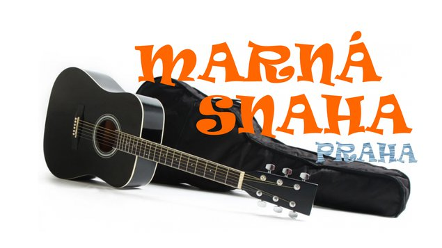 Marná Snaha - country, folk, rock, bluegrass