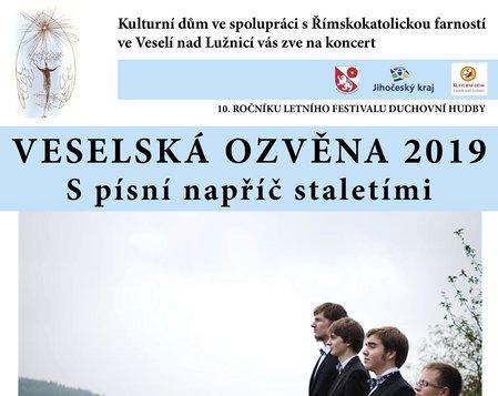 Veselská ozvěna 2019 - S písní napříč staletími