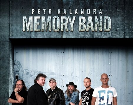 Petr Kalandra Memory Band a Pavlína Jíšová