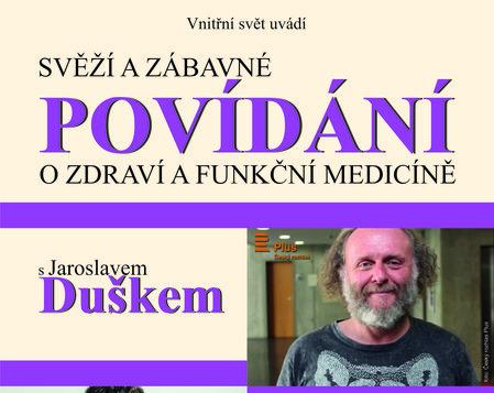 Povídání s Jaroslavem Duškem