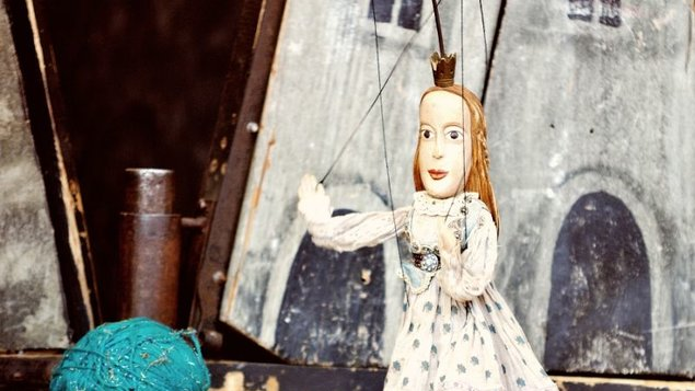 O Všudybylovi - Loutkový festival 2019