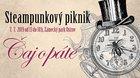 Steampunkový piknik - Čaj o páté
