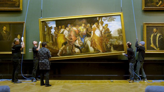 Veľkolepé múzeum