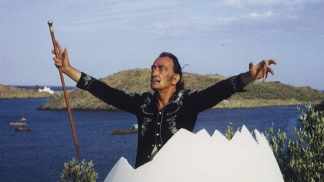 Salvador Dalí – Hledání nesmrtelnosti
