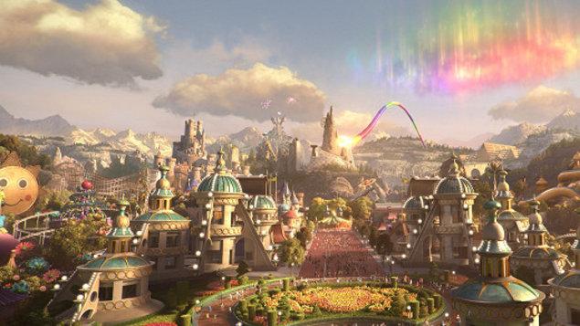 Čarovný park
