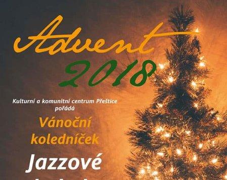Vánoční koledníček 2018 - Jazzové koledy
