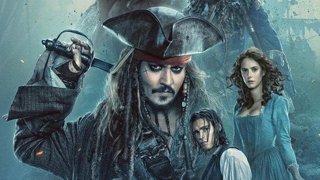 Piráti z Karibiku: Salazarova pomsta
