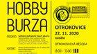 Hobby burza * 22. 11. 2020 * ZRUŠENO!