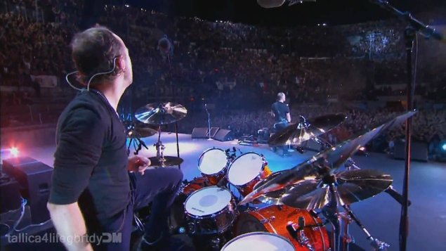 Metallica: Francie na jednu noc (Live From Nimes)