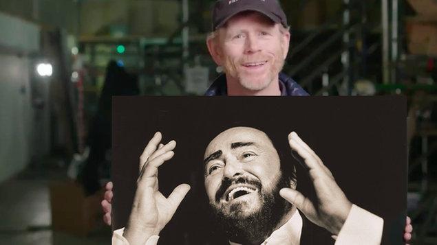 Kino Pavarotti