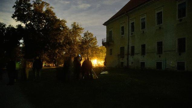 Hviezdny večer - CESTA SÚHVEZDÍ NA OBLOHU