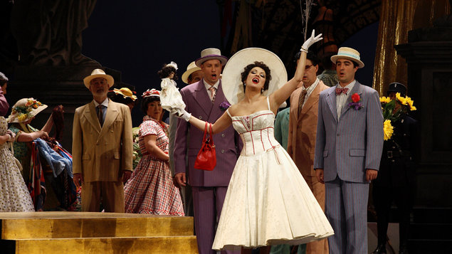 J. Massenet: Manon
