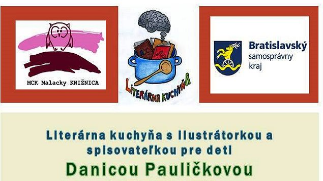 Literárna kuchyňa s Danicou Pauličkovou