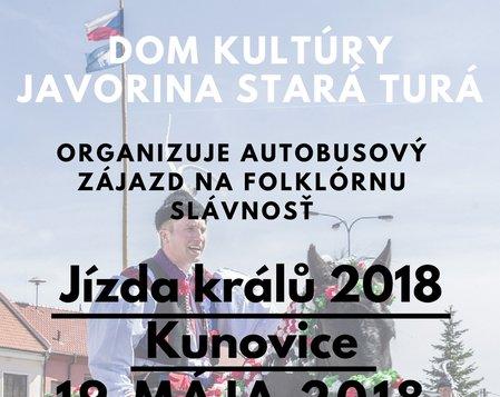 Jízda Králů 2018 - Kunovice