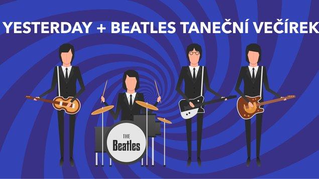 Yesterday + Beatles taneční večírek