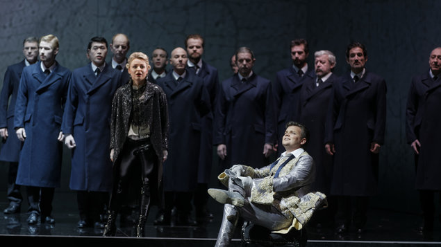 G. Verdi: Maškarní ples