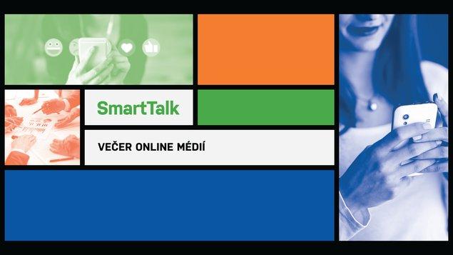 SmartTalk: Večer online médií