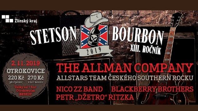 Stetson & Bourbon XIII.