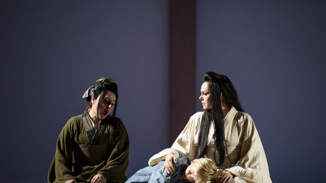 G.Puccini - Madam Butterfly