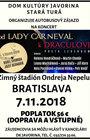 Od lady Carneval k Draculovi