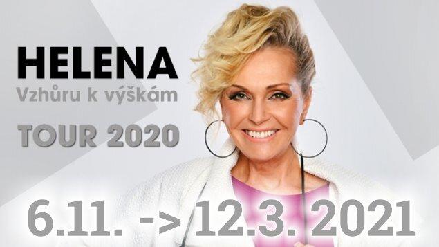 Helena Vzhůru k výškám - přeloženo na 12.3.2021 - vstupenky v platnosti!