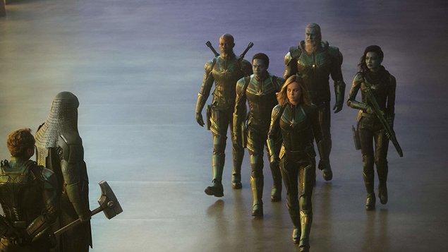 Captain Marvel - Vstupné pro mládež