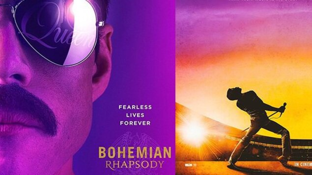 QUEEN THE STORY: POCTA F. MERCURYMU & BOHEMIAN RHAPSODY