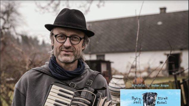 28. 11. v 19,00 * Miroslav Kemel - koncert na Klubové scéně Milana Peroutky