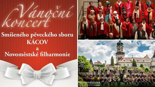 Vánoční koncert Kácov - NOFI