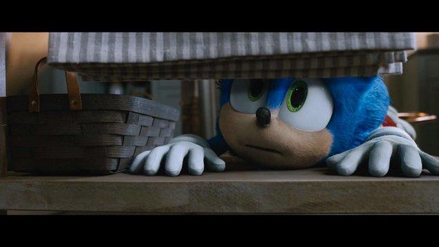 Ježko Sonic