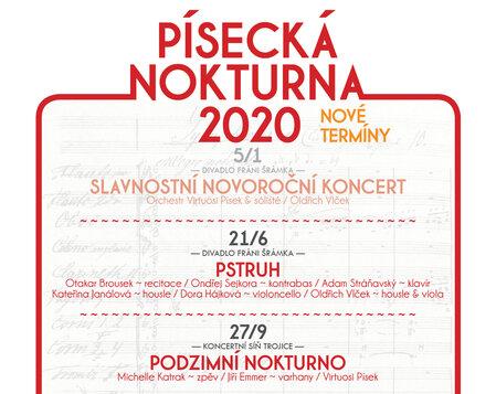 Pstruh ~ Nokturna 2020