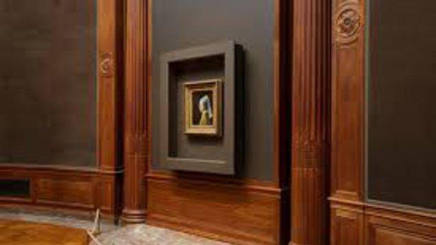 Dívka s perlou a další díla holandských mistrů z Muzea Mauritshuis  v Holandsku
