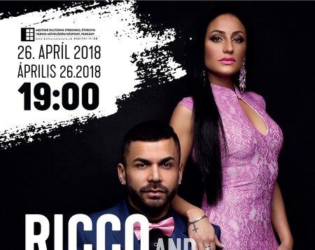 Ricco & Claudia koncert, 26.04.2018