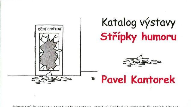Humoristicka Vystava Kreseb Pavla Kantorka Program A Vstupenky