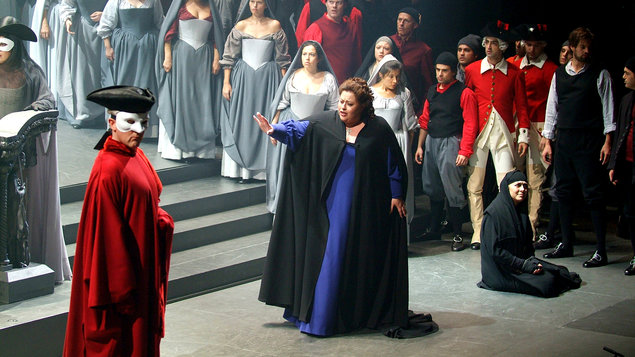 La Gioconda (živě z Gran Teatre del Liceu, Barcelona)